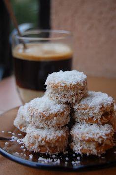 Coconut cookies / Galletas de coco