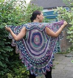 Lindevrouwsweb: Haakpatroon Kroonluchter Alexia Baby Vest, Crochet, Blanket, Knitting, Create, Pattern, Bombay, Tejidos, Mantle