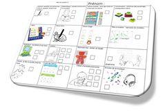 AUTONOMIE (plein d'idées!!) PLAN DE TRAVAIL GS - laclassedelena School Organisation, Grande Section, Teaching Tools, Pre School, Kids Learning, Activities, How To Plan, Plans, Evaluation