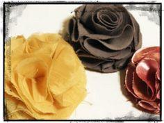 Les Deux Moulins: Flower Power :: DIY