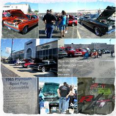 Thank you to everyone who participated in the 2013 All Mopar Car Show!! It was a success because of YOU.