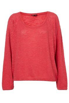 Slubby Knit Sweater - StyleSays