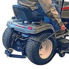 Craftsman Riding Mower 675962225295730825 - ( Bob's) Craftsman lawn tractor attachment hitch. Source by