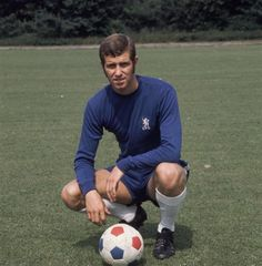 Circa 1969: PETER OSGOOD...