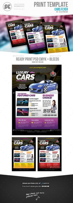 Car For Sale Flyer Mobile Sale Flyer  Sale Flyer Flyer Template And Template