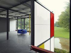 Pabellón de Exposiciones Heidi Weber o Centro Le Corbusier en Zürich