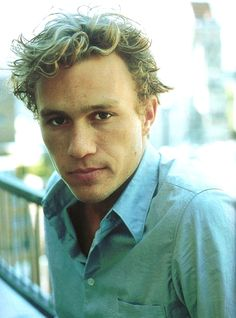 Heath Ledger 4/4/79- 1/22/08