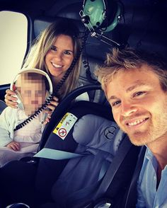 Rosberg family is flying home to Monaco 😎 🚁  Familie Rosberg fliegt nach Hause 😎  #heli #f1