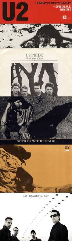 Cinque indimenticabili canzoni degli U2