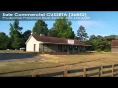 Great investment property in North Lee County. Restaurant is located on corner of Hwy 29 and Lee Rd 270, leading to Beulah schools, plenty of traffic. Restaurant has 1800 heated sq. ft., with an 8 X 60 wrap around porch. Also has vented cooking hood, with 8 X 8 walk-in cooler.