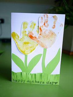 Festa della mamma lavoretti fai da te 2014 - www.genitoriedintorni.it