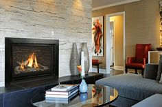 Buy a VALOR Fireplace from Vancouver Gas Fireplaces. We also build custom fireplaces for builders, contractors, and renovators. Contact us today! Fireplace Built Ins, Custom Fireplace, Home Fireplace, Fireplace Design, Fireplace Ideas, Valor Fireplaces, Gas Fireplaces, Windsor, Direct Vent Fireplace