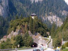 Klammstein Castle in Dorfgastein, Austria