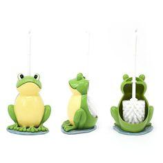 frog cup dispenser - Google Search Frog Bathroom, Yoshi, Google Search