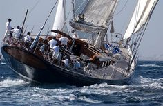 #SYMariaCattiva, known as a typical Royal Huisman yacht is a play on words as a typical Huisman #yacht does not exist! This 40m Bruce King designed cutter rigged sloop was not typical at all! Marine Hydraulic Solutions will be watching as their client makes her way round the race courses at The Superyacht Cup which takes place soon. #MHS have worked on board Maria Cattiva taking care of all her #hydraulic maintenance and needs. www.marinehydraulicsolutions.com…