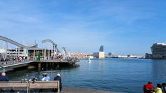 Hafen #Barcelona