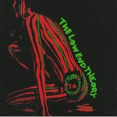 "A hip hop group called A Tribe Called Quest released an album cover for their album ""The Low End Theory"". This is an example of typography because ""The Low End Theory"" is written on the low end of the back. Greatest Album Covers, Iconic Album Covers, Music Album Covers, Tribe Called Quest Albums, A Tribe Called Quest, Rap Albums, Best Albums, Greatest Albums, Music Albums"