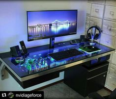 #Repost @nvidiageforce Check out this incredible setup from @l3pje featuring the L3p D3sk! Where do you game? Use #geforcebattlestation to show us for a chance to be featured on our channel! #venturecapital #socialmedia #socialmediamarketing #marketing #marketingdigital #digitalmarketing #startup #startups #startuplife #techstartup #chattanooga #tech #technology #entrepreneur #entrepreneurs #entrepreneurship #business #businessman #businesswoman #businesstips #smallbiz #smallbusiness #advice…