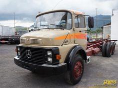 Mercedes-Benz 1318 ano 1988 zero KM em 2015 – Blog do Caminhoneiro