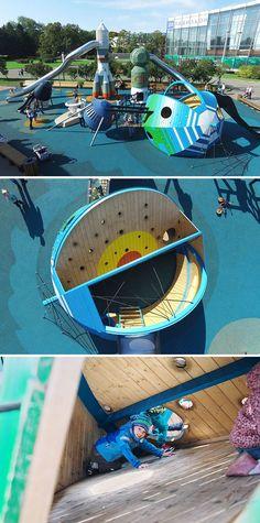 Cosmos Monstrum parques infantiles 17