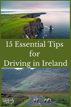 Driving in Ireland: Tips for a Smooth Ride Dublin Travel, Ireland Travel, Group Travel, Family Travel, Driving In Ireland, National Road, Europe Continent, Filming Locations, Wanderlust Travel