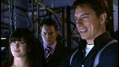 Janto - 4x12 - Doctor Who Screencaps - jack-and-ianto Screencap