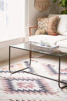 Assembly Home Odile Curved Coffee Table