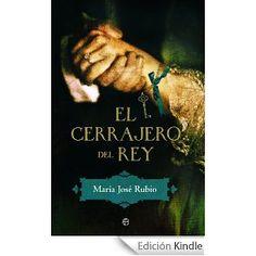 """Sabemos de vuestro interés por las promociones, y como prometimos ahí va otra. """"El cerrajero del Rey"""", de María José Rubio estará a 2,84€ en formato eBook hasta el 24 de septiembre en la tienda de Amazon."""