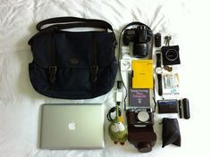 What's In My Bag [Hamburg Edition]