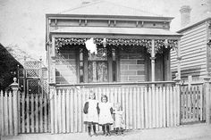 History of Footscray melbourne Richmond Victoria, Melbourne Victoria, Victoria Australia, West Melbourne, Melbourne Suburbs, Old Photos, Vintage Photos, Australian Homes, Historical Pictures