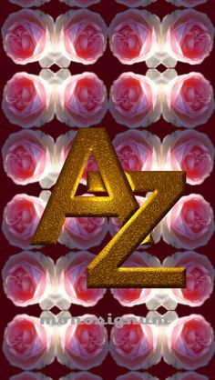 @monosignum is proudly to #present your #AZ_03 #monogram as a #wallpaper for your #iPHONE #5 for #free