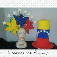 como hacer sombreros de goma espuma - Google Search. Liana Antoniello ·  Sombreros goma espuma hora loca d9d4b7f7386