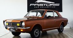 Ford Corcel GT 1976 Marrom - Pastore Car Collection