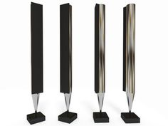 loudspeaker bang olufsen beolab 3d max - Bang Olufsen BeoLab 8002 by 3DmakeWork