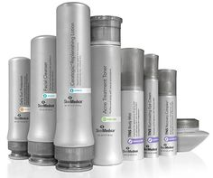 Skin Medica~ Our scientifically proven recovery compounds include essential ingredients ranging from vitamins C and E to retinol to TNS®, our patented blend of growth factors, soluble collagen, antioxidants and matrix proteins. The impact is clear - fine lines are reduced, age spots and discoloration fade, and skin texture and elasticity is improved. All results of our commitment to creating a lifelong skin care solution for healthier skin