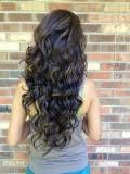 19 Pretty Permed Hairstyles - Best Perms Looks You Can Try This hair styles for girls with curly hair - Hair Style Girl Permed Hairstyles, Pretty Hairstyles, Layered Hairstyles, Hairstyles 2016, Popular Hairstyles, Black Hairstyles, Celebrity Hairstyles, Easy Hairstyles, Teenage Hairstyles