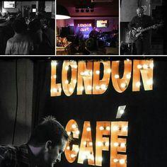 Cafeteria London cafe de lleida.