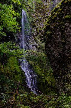 Cabin Creek Falls, Full View by A. F. Litt on 500px