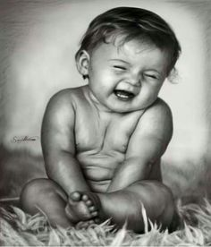 Great pencil drawing