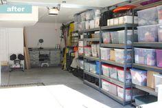 My (Very Own) Simply Organized Garage
