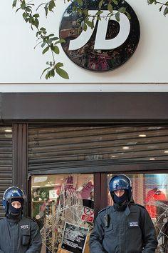 Hackney Riots - London Riots 8th August 2011