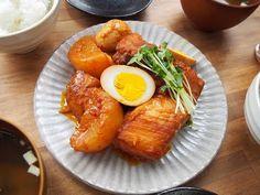 とろけすぎて震える…「トマト味噌の豚角煮」を炊飯器で作ってみそ♩ - macaroni