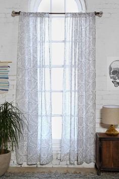 Magical Thinking Aviary Curtain $29-$34 Buy 2 Get 15 % Off Urban Outfitters