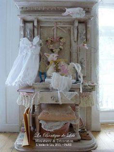 Sweet rabbit romantic nursery  Furniture for by AtelierdeLea, €249.00