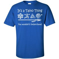 It's a Taino Thing - Youth Tee