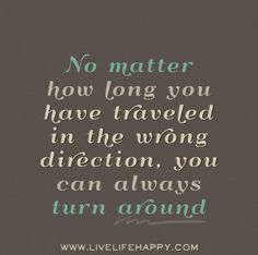 No matter how long…