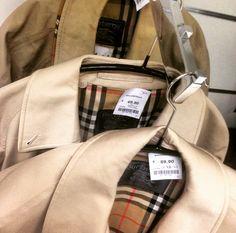 Burberry Designermäntel für Sie und Ihn schon ab 49,90€ ! #burberry #coat #mantel #secondhand #thriftshop  Auch in deiner Nähe 🏢! http://www.resales-shop.de/shops.html