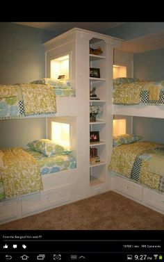 What a great use of space!  I love it!