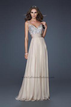 Long La Femme Celebrity 16802 Dress