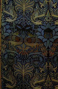 Dragon Fabric Pattern
